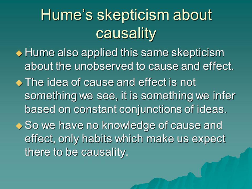 skeptical empiricism essay