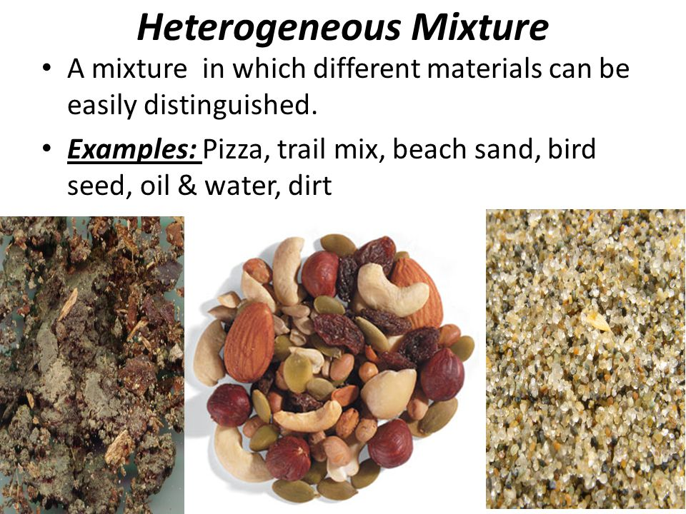 Compounds and Mixtures Most of the matter around you is in the form of compounds or mixtures.