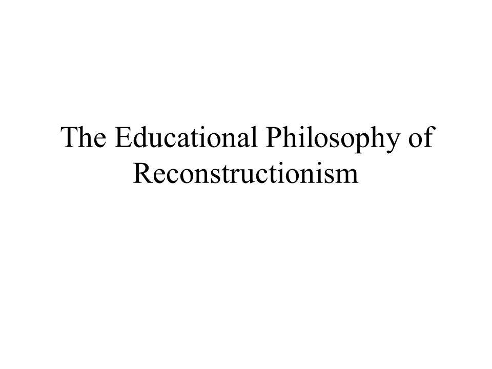 Reaction papers on philosophy