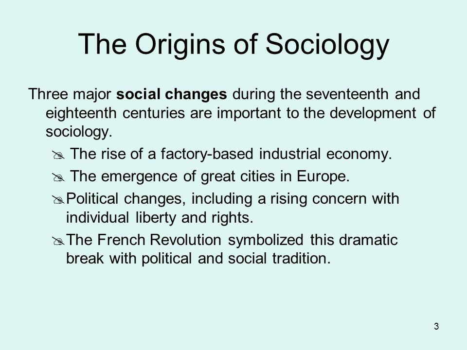 Kinds of sociology