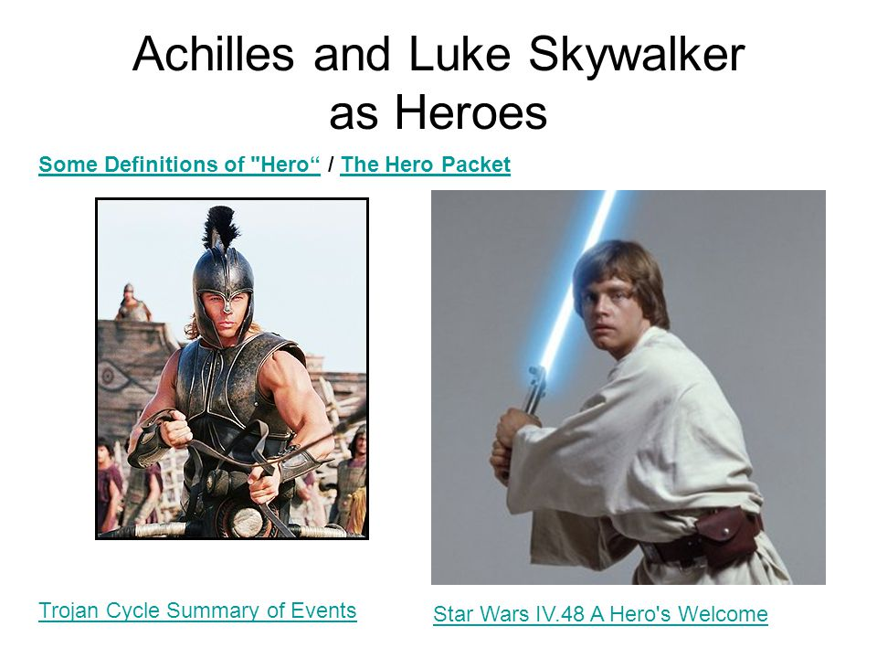 Beowulf or Achilles: whose the better hero?