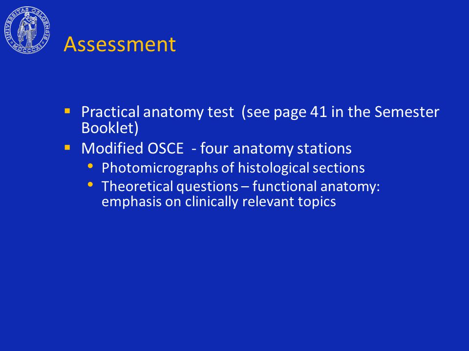 Acc anatomy assessment test 1370402 - follow4more.info