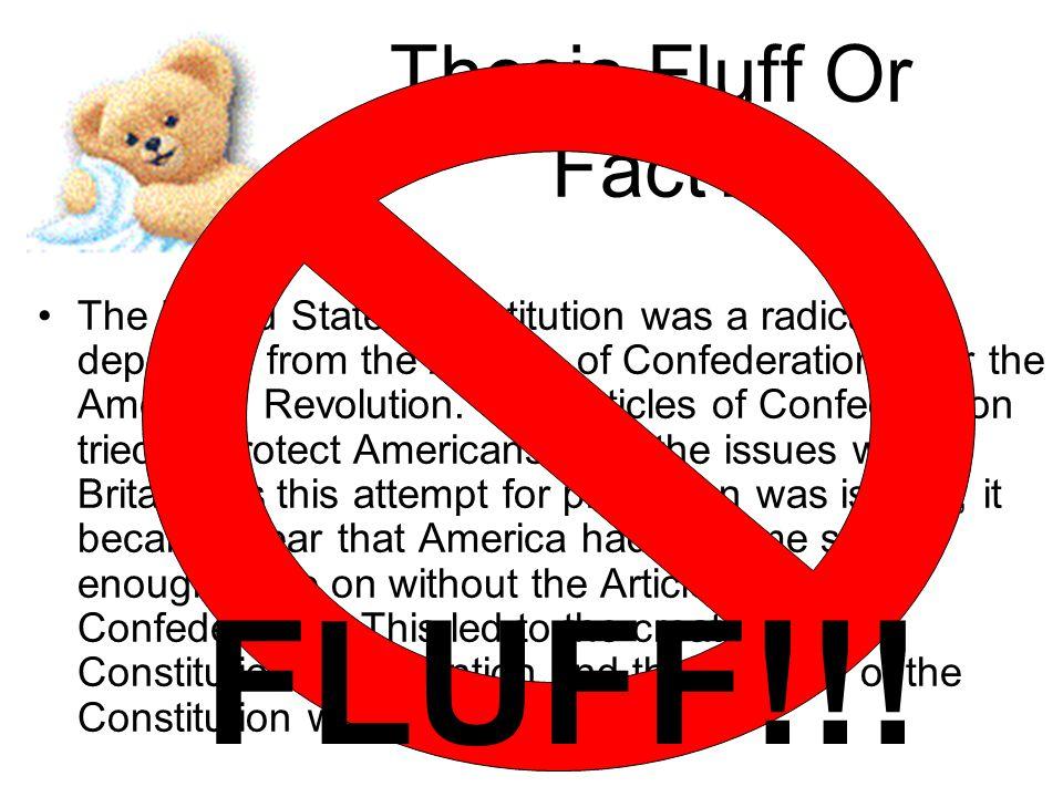 essay articles of confederation vs constitution