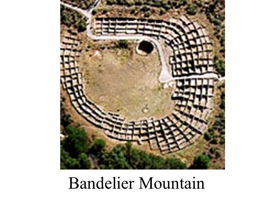 Bandelier Mountain