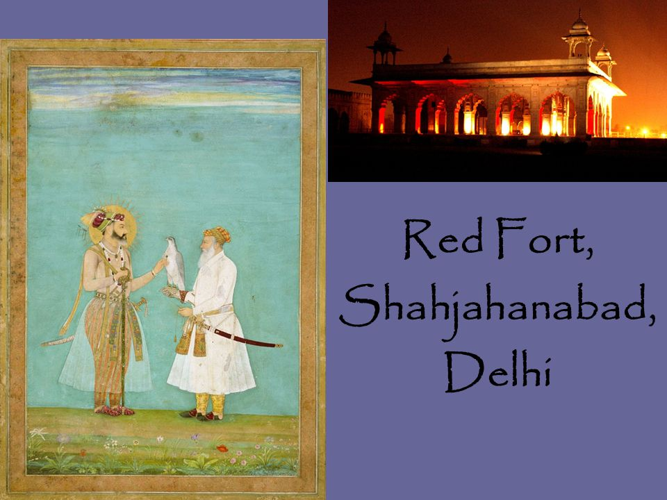 Red Fort, Shahjahanabad, Delhi