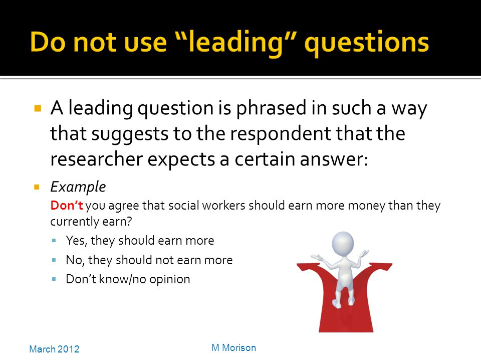 leading questions example