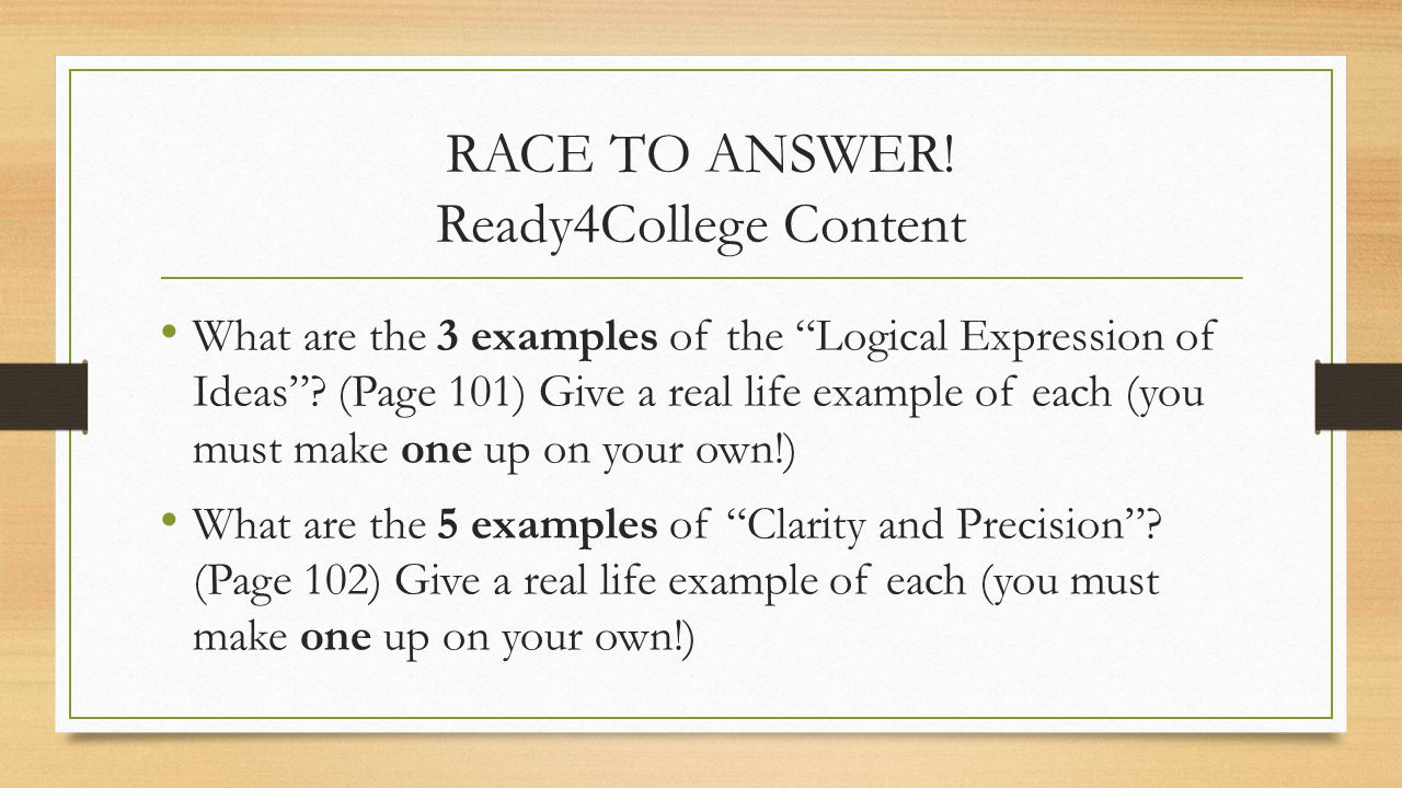 Tips for the SAT writing portion? ?