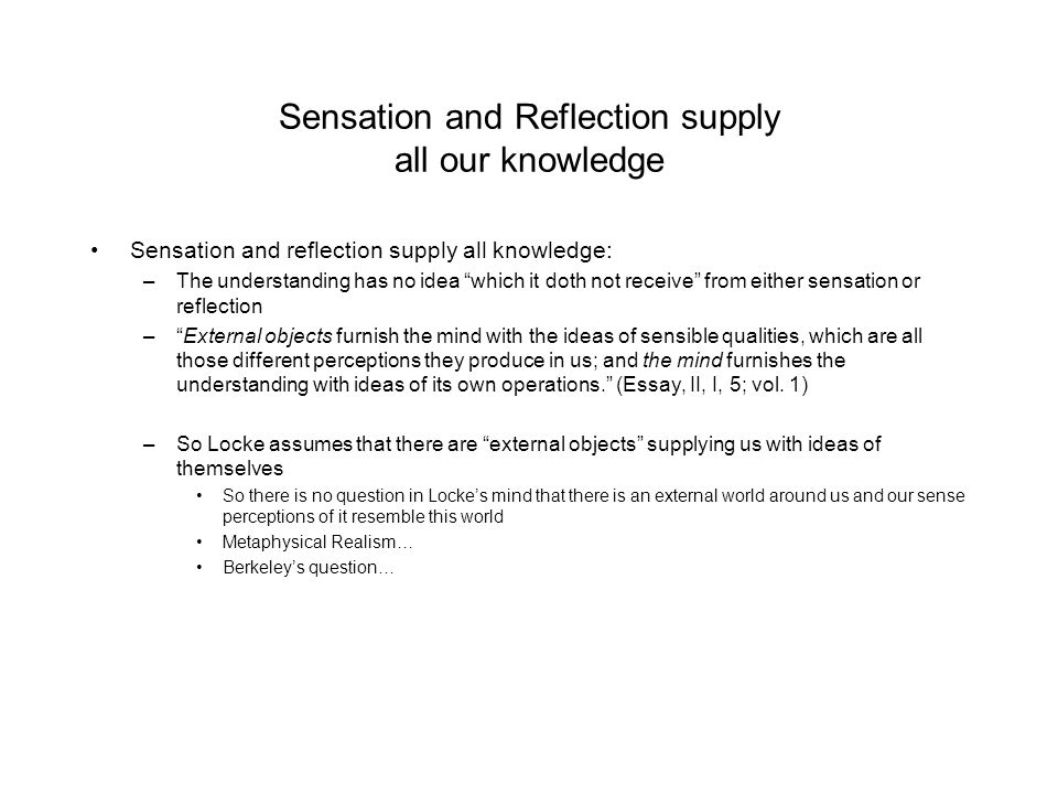 What Is Sensation  What Is Perception  Explain How the Human Being     SlideShare