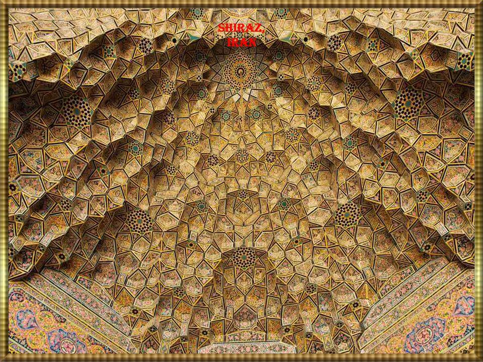 Nasir ol-Molk, Shiraz, Iran