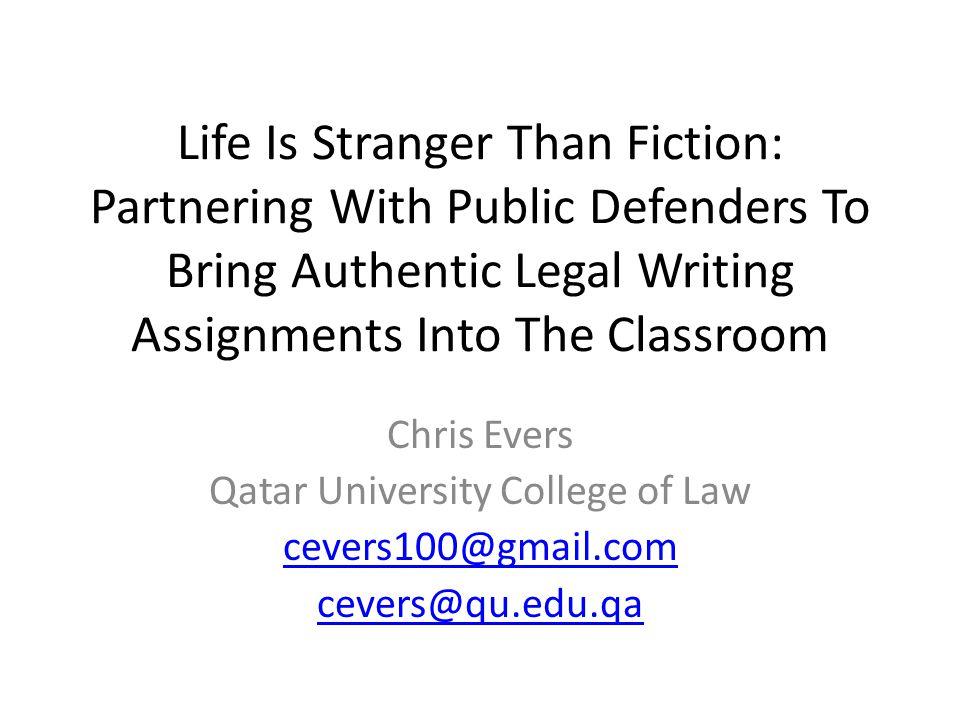 qatar university college of law