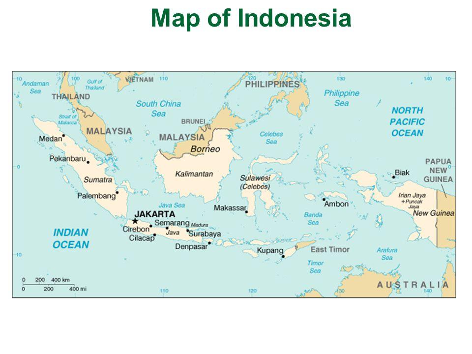 Gamelan Chapter Twelve Map of Indonesia Gamelan Indonesian
