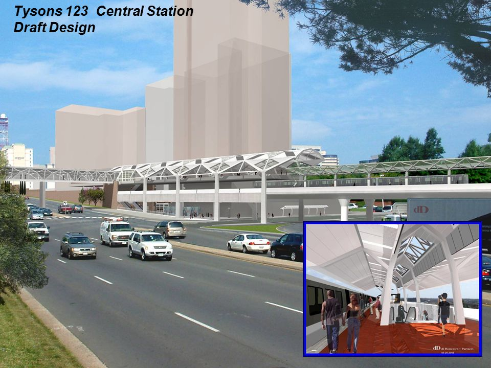 12 Tysons 123 Central Station Draft Design