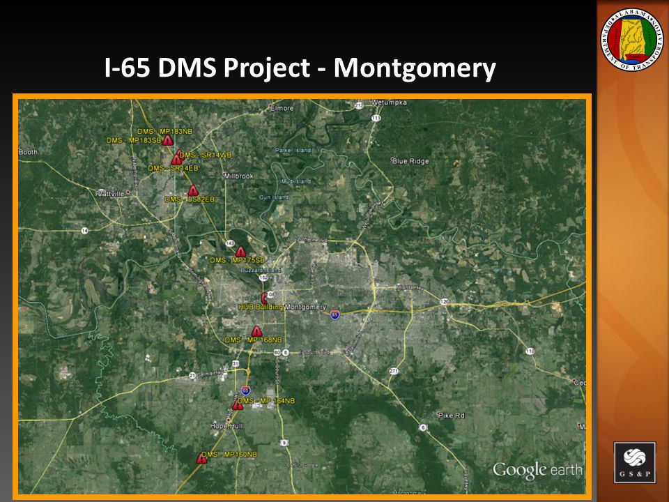 I-65 DMS Project - Montgomery