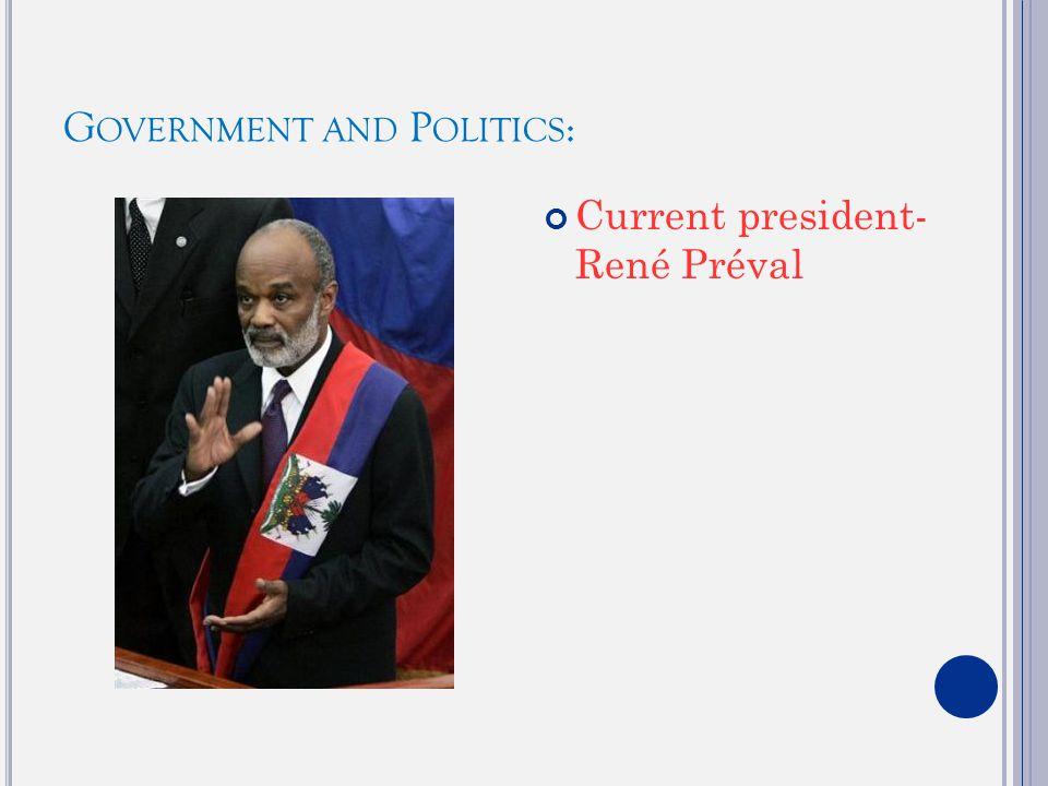 F AMOUS PEOPLE / ROLE MODEL : Toussaint L'Ouverture Haitian V Garcelle Beauvais Wyclef Jean Edwidge Danticat