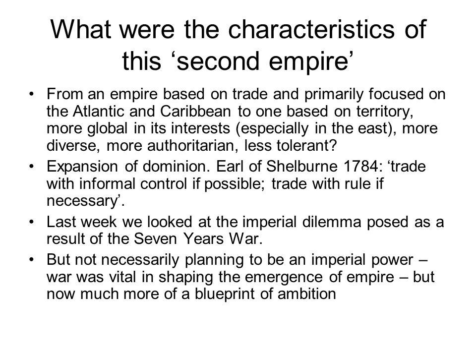 british empire short summary
