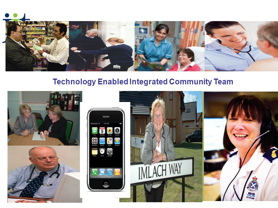 Technology Enabled Integrated Community Team
