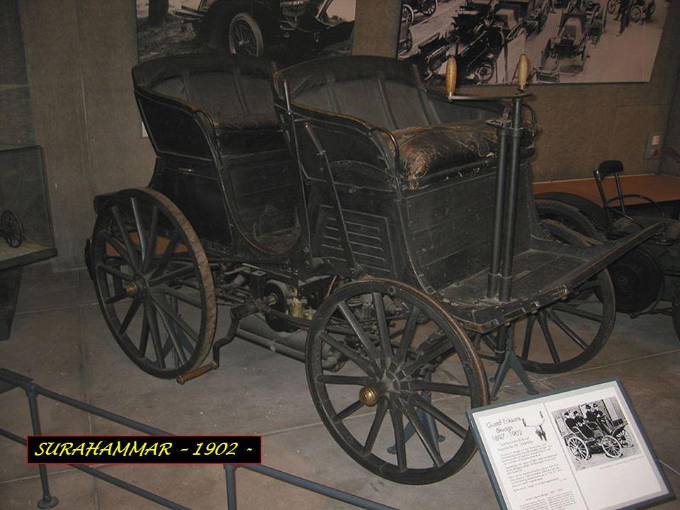 SURAHAMMAR – 1902 -