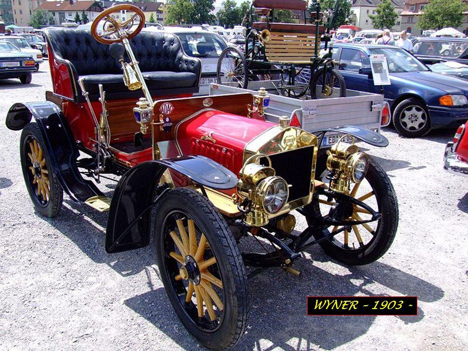 WYNER – 1903 -