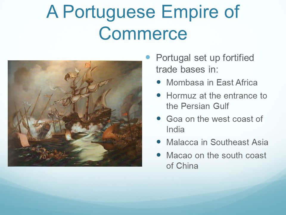 What were the chief causes of the decline of the Portuguese Empire?