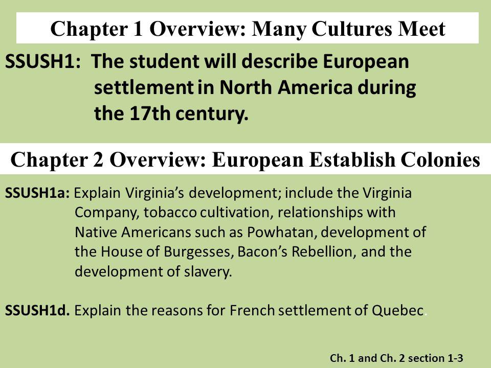development of colonies essay