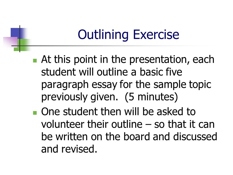 How To Construct An Argumentative Essay