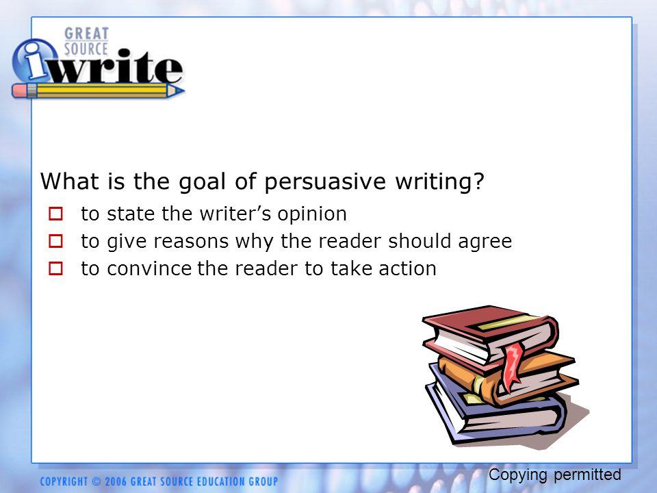 What shall i write a persuasive speech on?