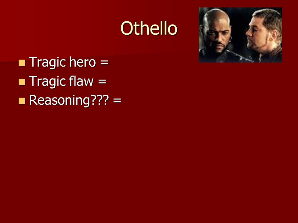 an ideal tragic hero 2012-02-02  if we give ourselves up to a full sympathy with the hero, there is no question that the oedipus rex fulfills the function of a tragedy, and arouses fear and pity in the highest degree but the modern reader, coming to the.