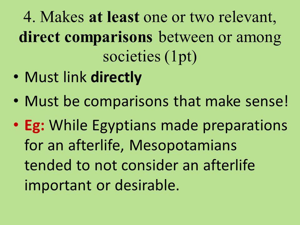 ap world comparative essay direct comparison Ap world history writing the comparative credit on your essay write only direct 3_austin ap world history foundations comparison essay.
