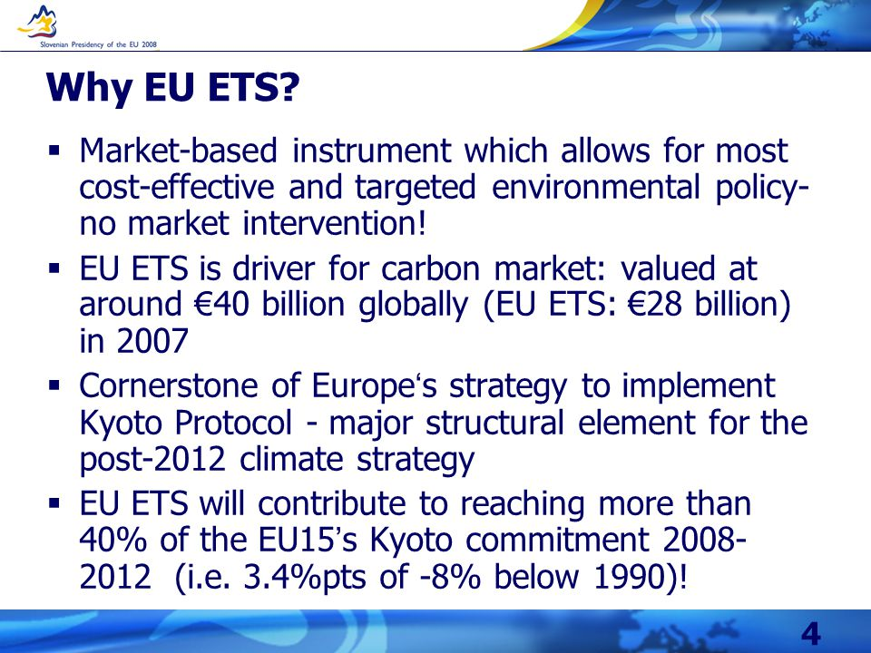 4 Why EU ETS.