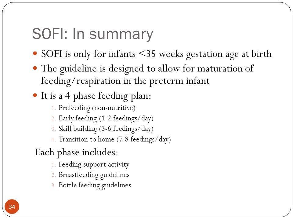 feeding chart for infants