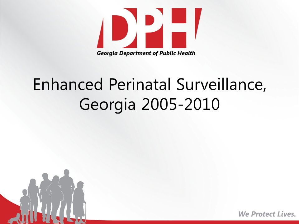 Enhanced Perinatal Surveillance, Georgia