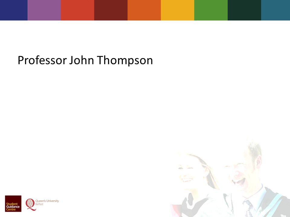 Professor John Thompson