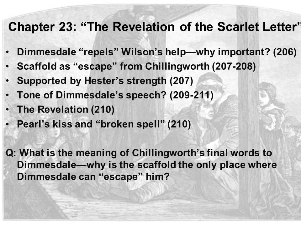 Essays on Scarlet Letter at …