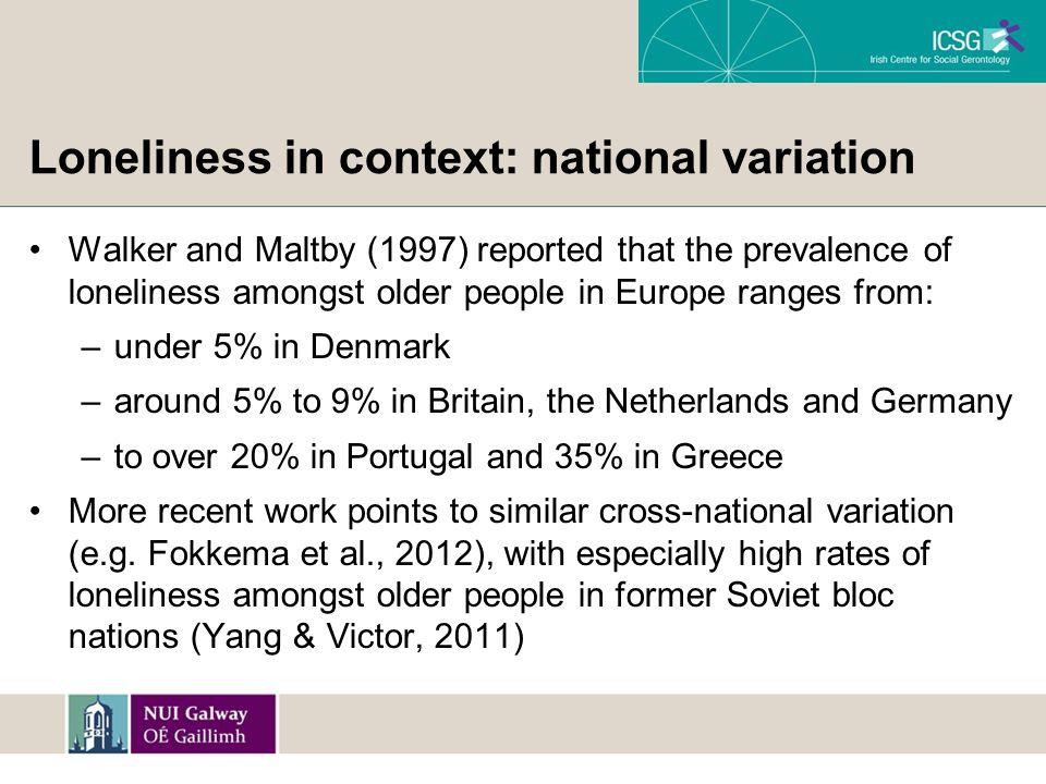 maltby et al 2011