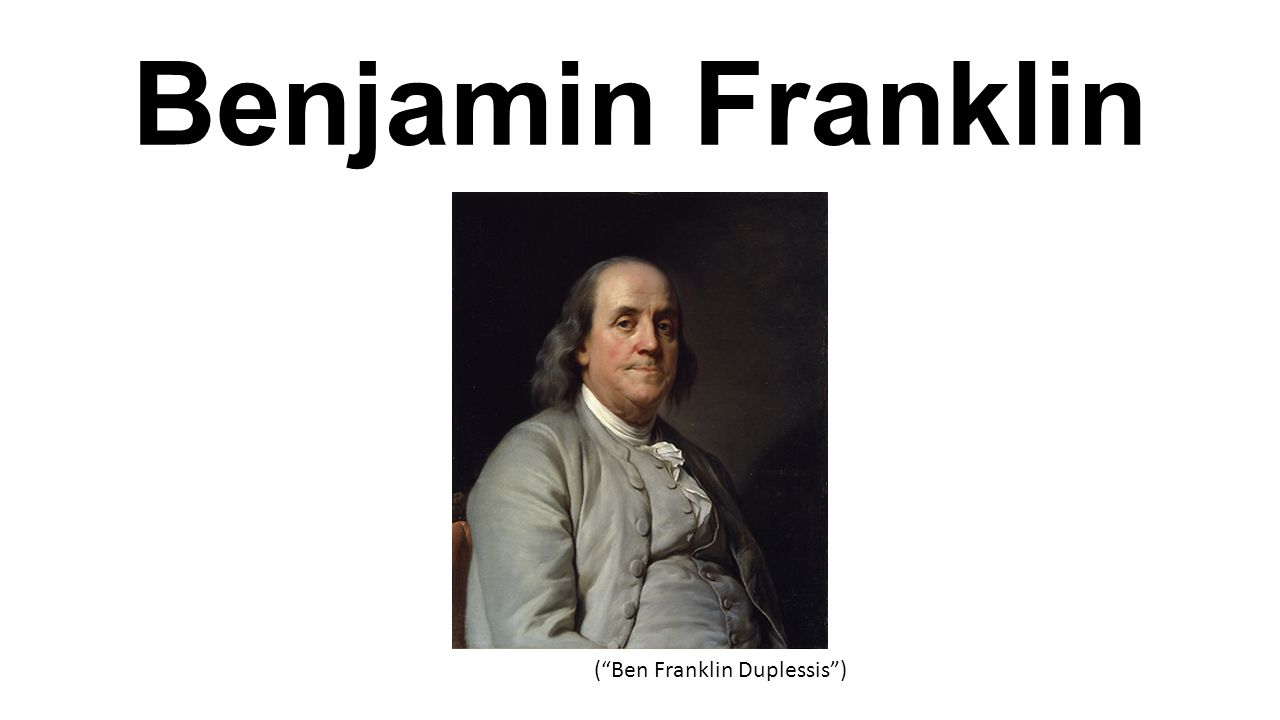 a biography and life work of benjamin franklin Benjamin franklin, genius and rake, the first american superstar, proves more than a match for walter isaacson in a new biography.
