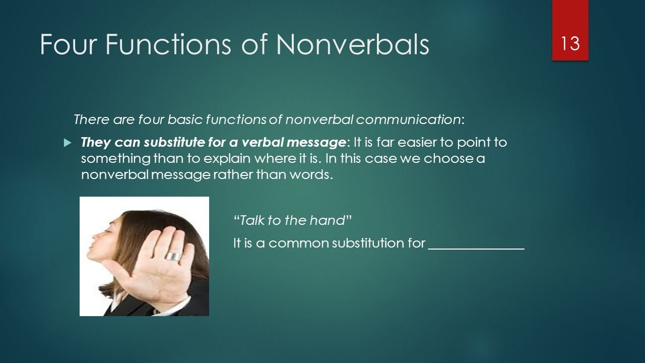 verbal and nonverbal communication 3 essay Verbal and non-verbal communication couples today rely less and less on nonverbal communication as a verbal and non-verbal communication essay.