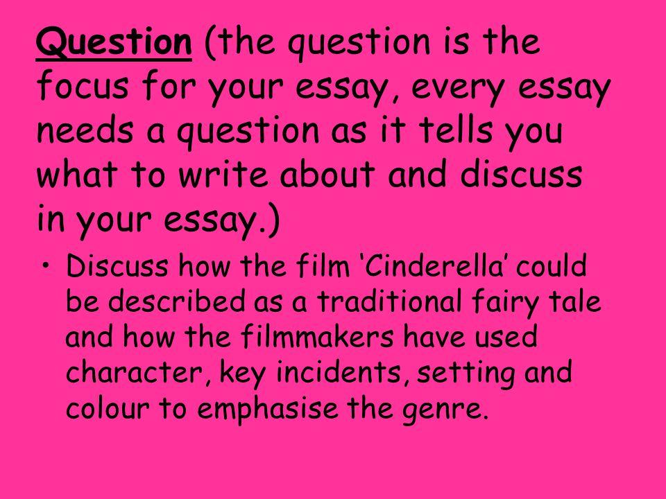 Cinderella Essay Examples | Kibin