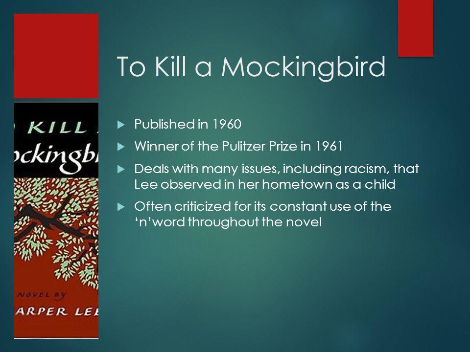 to kill a mocking bird theme