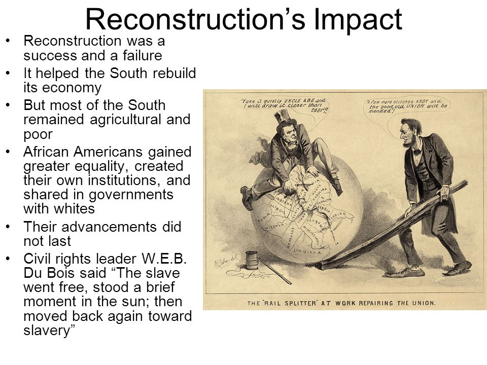 dbq 9 unit 5 civil war and reconstruction