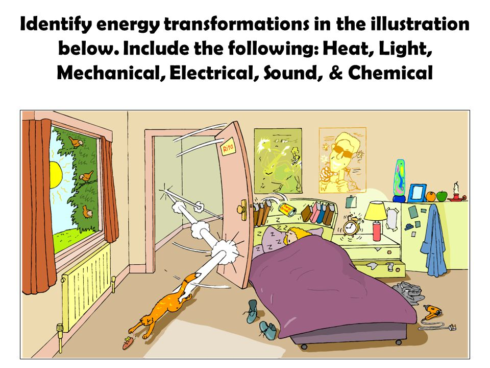 Energy Transformation Worksheets - carolinabeachsurfreport