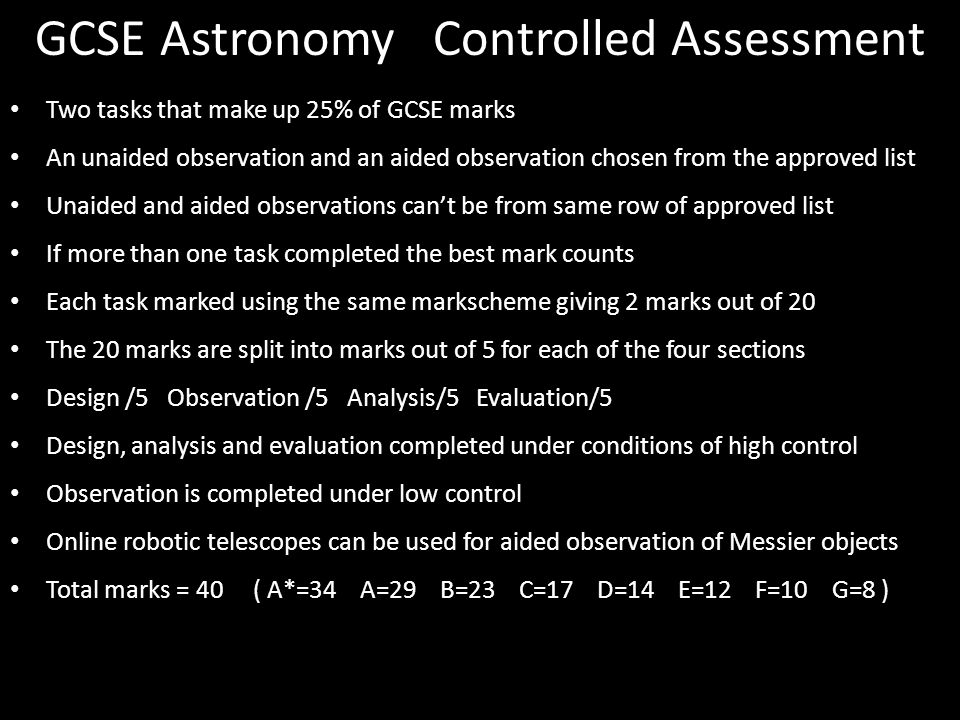 gcse astronomy coursework a4 Course content • topic 1  • a4 constellation drawings  gcse astronomy  360science the student-centred curriculum 18 gcse astronomy results.