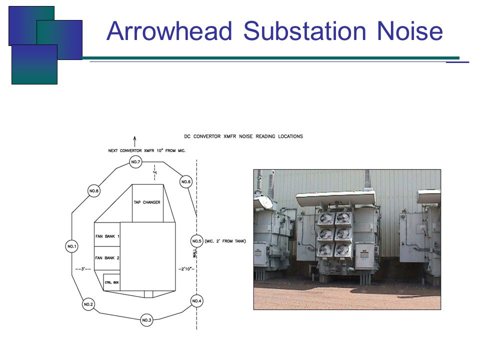 Arrowhead Substation Noise