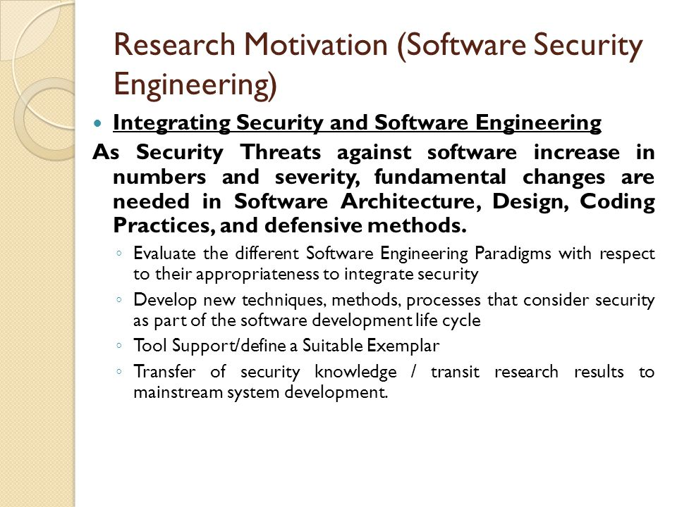 Research paper on web services security