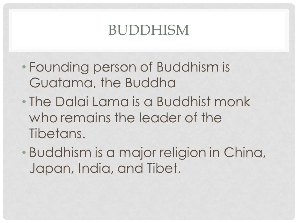 JUDAISM HINDUISM BUDDHISM CONFUCIANISM AND LEGALISM THREE - Three major world religions