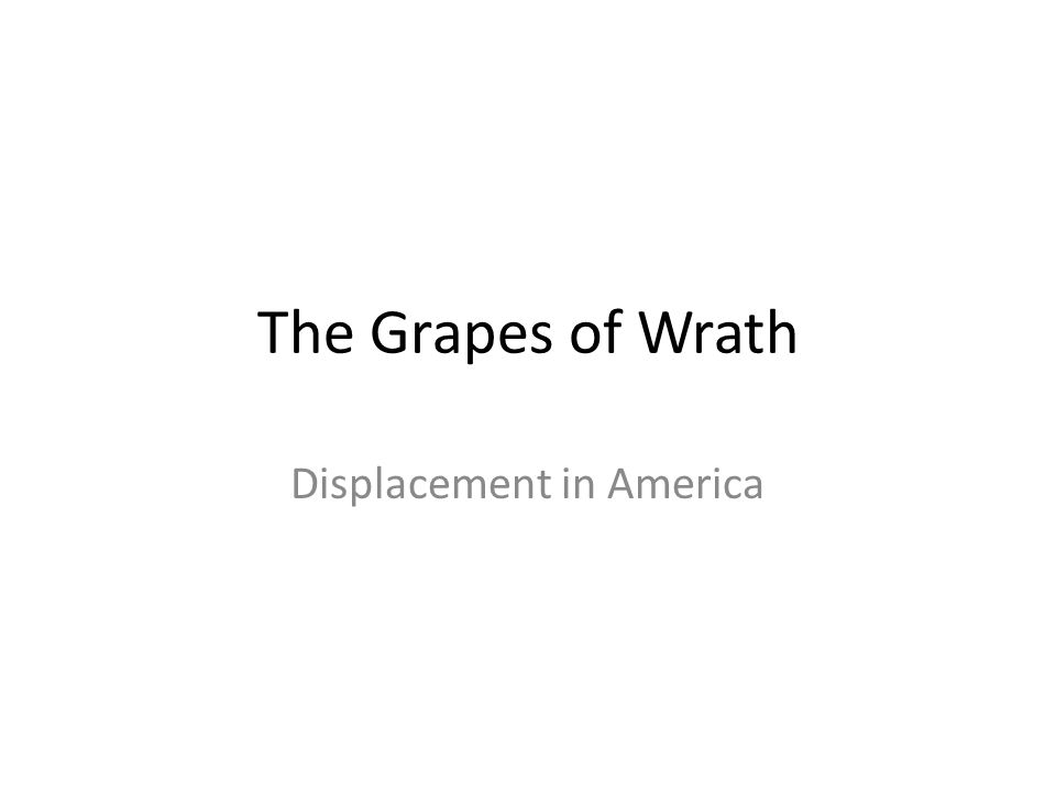 The Grapes Of Wrath- writing prompt. (please correct all for points-to people who have read it)?