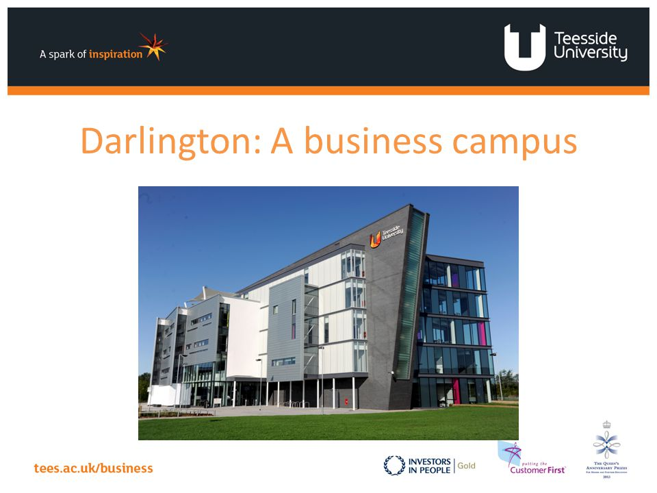 Darlington: A business campus