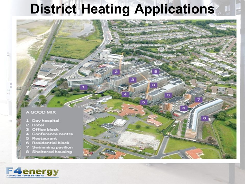 District Heating Applications