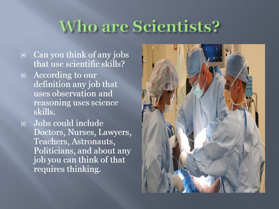 How long does it take to become a scientist?