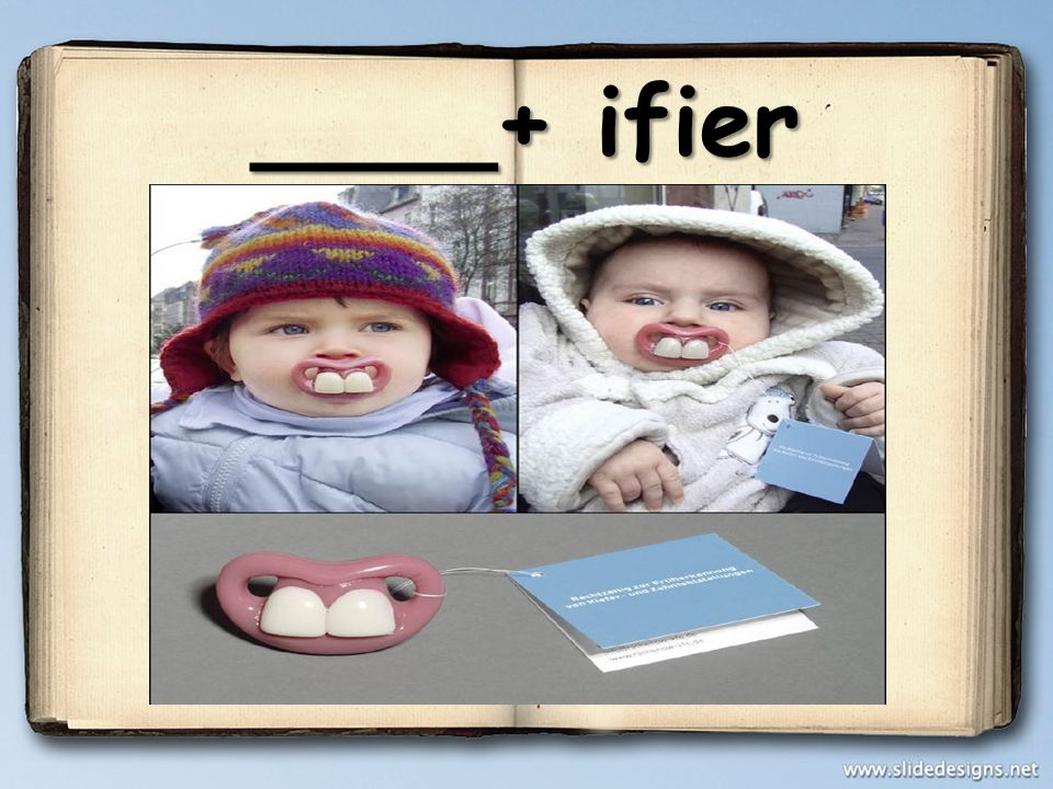 ____+ ifier