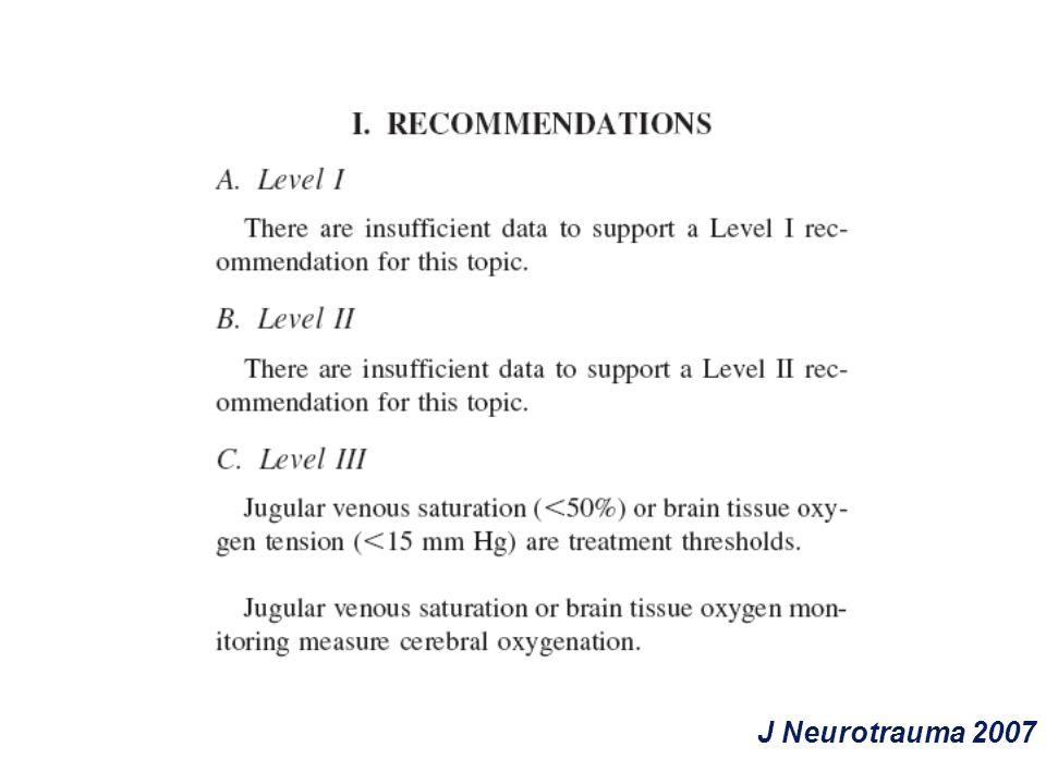 J Neurotrauma 2007